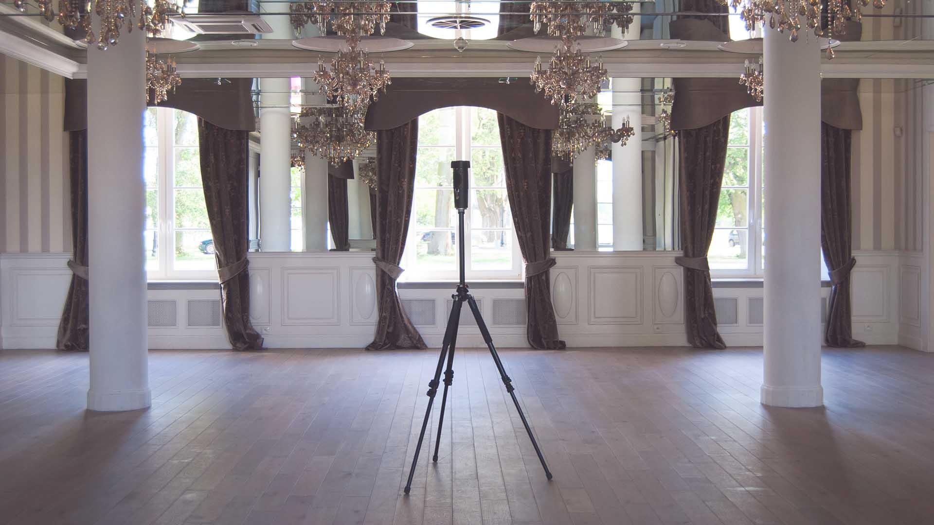 Inplanner VR 360 Pałac Domaniowski Camera