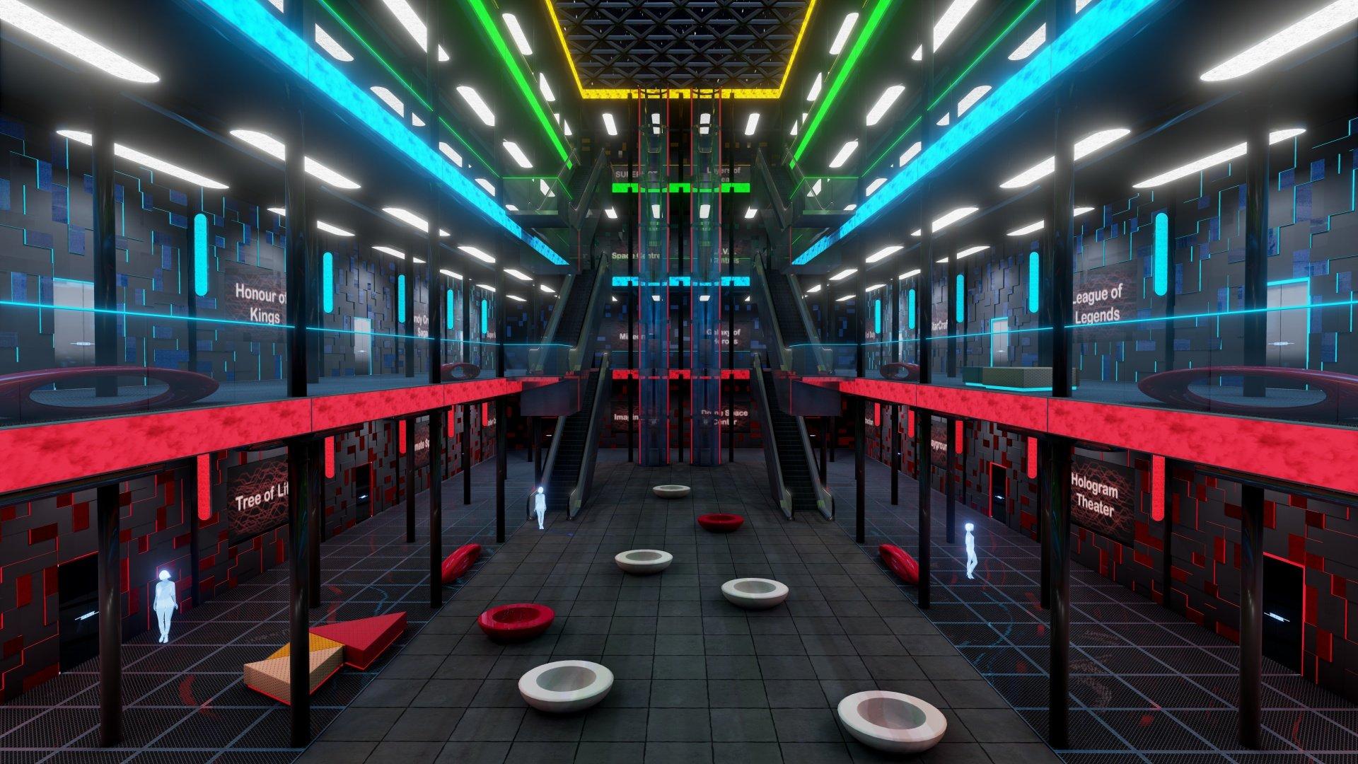 InPlanner VR AVAMART gallery