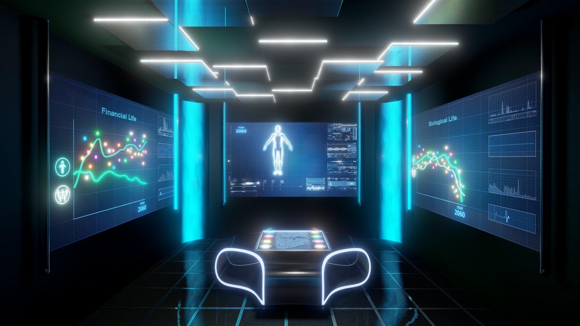 InPlanner VR AVAMART room
