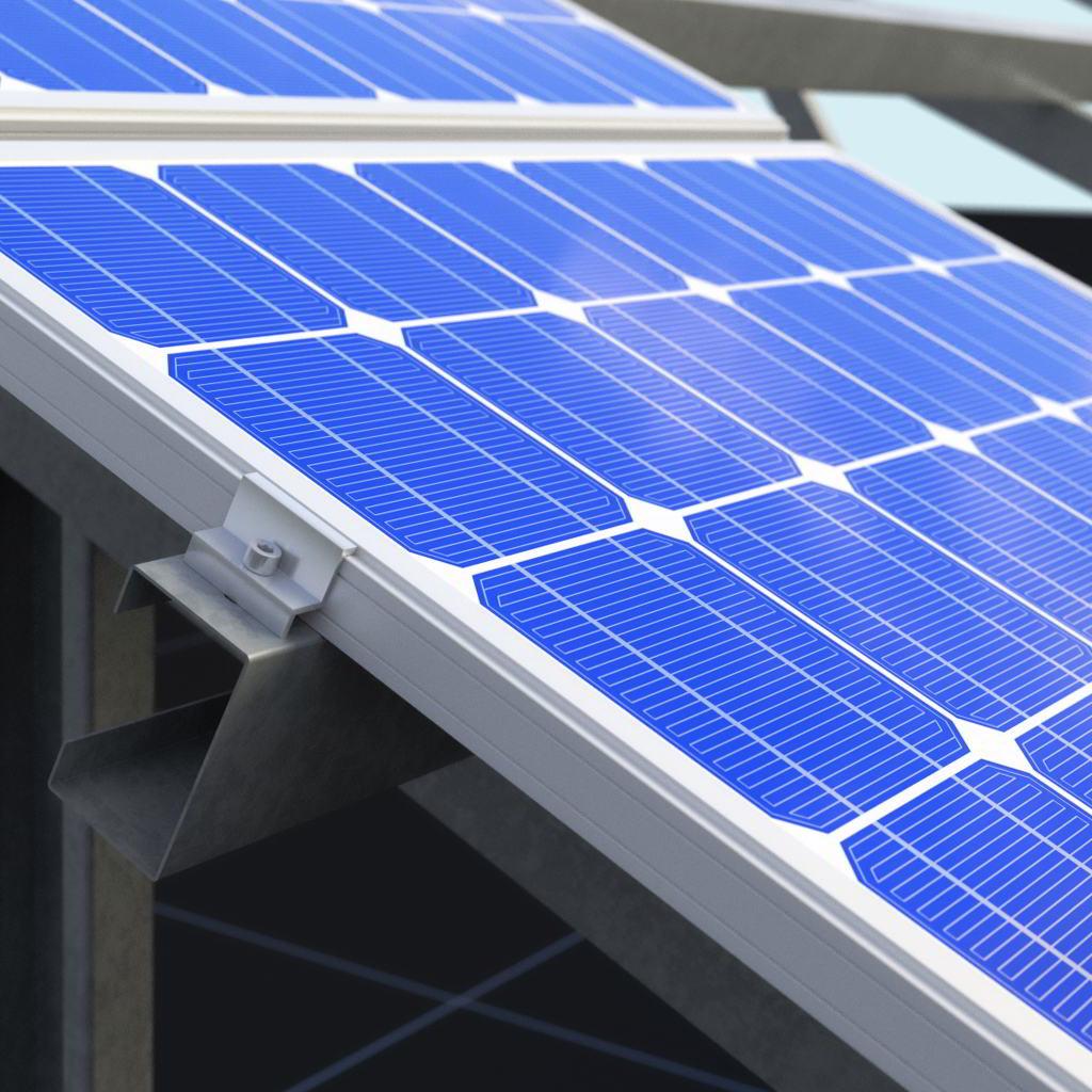 InPlanner 3D animation solar panel 00